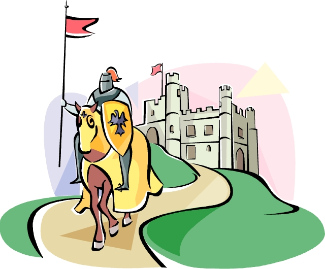 Obrázek hrad -